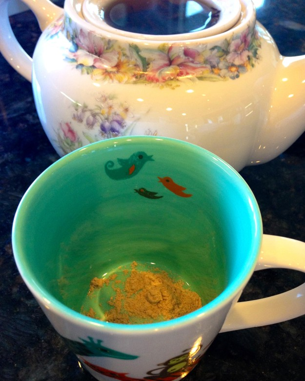 Slippery Elm Tea